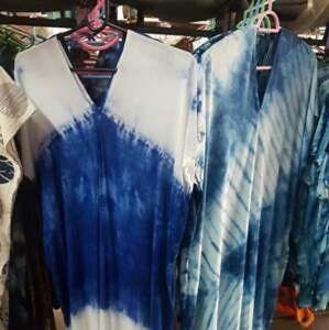 NEW!!collect 1 Indigo clothing Women Cotton Blouse